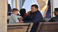 Sahil güvenlik botları 26 mülteciyi denizde yakaladı