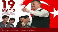 Vali Yazıcı'dan 19 Mayıs mesajı