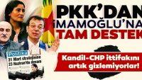 Hedefleri Türkiye oyları CHP'ye