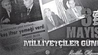 Ne mutlu Türk'üm diyene! 3 Mayıs Milliyetçiler Günü kutlu olsun