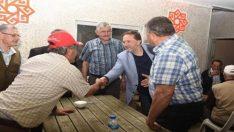 Başkan Orkan vatandaşları bilgilendiriyor