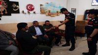 Jandarma aranan 55 kişiyi yakalandı
