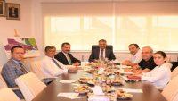 BALOSB, Vali Yazıcı başkanlığında toplandı