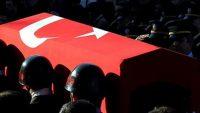 Azez'de TSK üssüne saldırı: Şehidimiz var