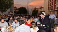 Başkan Avcı, Belediye personeli ile iftar sofrasında buluştu