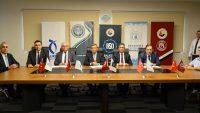 Lisansüstü Tez Çalışmalarına ilişkin iş birliği protokolü imzalandı.