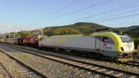 Balıkesir-Kütahya arasında ilk elektrikli tren çalıştı