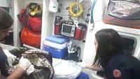 Edremit'te polis iğne ile kuyu kazdı, anneyi buldu