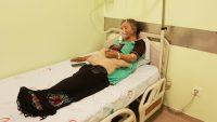 80 yaşındaki annesi gözünün önünde yanarak can verdi