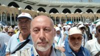 BALIKESİR/EDREMİT'Lİ HACILARDAN VEDA TAVAFI