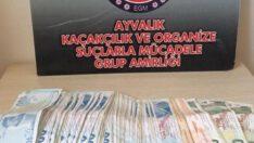 Balıkesir'de taksiciye sahte para şoku!