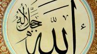 Allah (c.c.) tüm her şeyi yoktan var eden mutlak güç sahibidir.