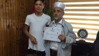 Alman genç Türk aileden etkilenip müslüman oldu! İşte aldığı isim…