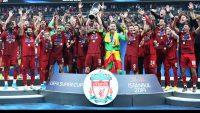 Süper Kupa maçı nefes kesti! Kazananı penaltılar belirledi!