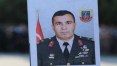 Kalp krizi geçirerek hayatını kaybeden Binbaşı Demir'e askeri tören