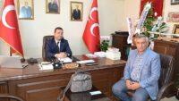 İlk Ziyaret AK Parti'den…Yavuz Subaşı MHP'de