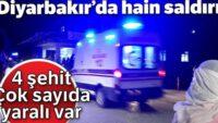 PKK'lıların yola döşediği bomba infilak etti