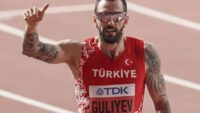 Milli sporcudan büyük başarı! Ramil Guliyev yarı finalde