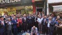 MHP İl Başkanı Gökay Yüksel Dualarla Göreve Başladı