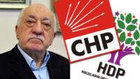 HDP ile yatıp PKK ile kalkan CHP