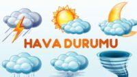 29 Ekim Cumhuriyet Bayramında Balıkesir'de Beklenen Hava Durumu