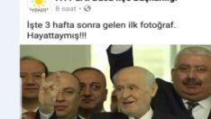 İYİ Parti'den skandal Bahçeli paylaşımı!
