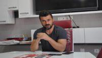 """Ali Tandoğan; """"İç sahada kazanmak istiyoruz"""""""