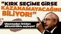 Lider çıkaramayan CHP hep kaybetmeye mahkum!..