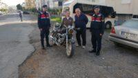 Motosiklet Hırsızları Yakalandı.