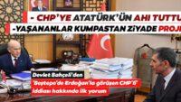 CHP'Yİ ATATÜRK'ÜN AHI TUTTU