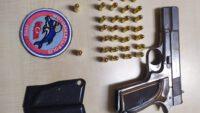 Polis Uygulamasında 3 Silah Yakalandı.