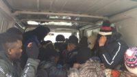 Ayvalık'ta 31 Düzensiz Göçmen Yakalandı.