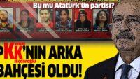 CHP terör örgütlerinin arka bahçesi oldu!.