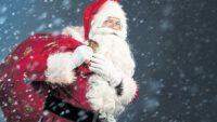 """""""Noel Baba"""" efsanesi ve yılbaşı kutlamaları"""
