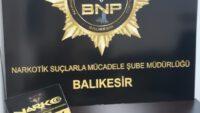 Polisten Kaçak Tütün ve Uyuşturucu Operasyonu.