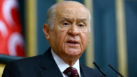 MHP Lideri Devlet Bahçeli'den yeni parti tepkisi