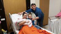 Demirçeviren Ailesi'nin 2. çocuk heyecanı