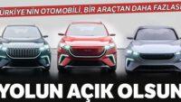Türkiye'nin otomobili, bir araçtan çok daha fazlası…