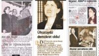 CHP-HDP eklemli bayan, Başbuğ Türkeş ile bağın nedir?