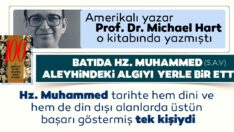 Her zamanın bir numarası Hz. Muhammed (s.a.v.)'dir