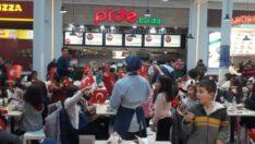 (PİDE BURDA)10 BURDA AVM'DE..TOPLU SİPARİŞLERİNİZ İÇİN HİZMETİNİZDE