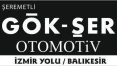 GÖK-ŞER OTOMOTİV'DEN SATILIK