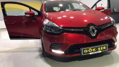 GÖK-ŞER OTOMOTİV'DEN SATILIK-Renault Clio Touch.Sıfır(0) Kırmızı