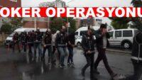 """Balıkesir'de """"sınav jokerleri""""ne polis baskını"""
