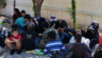 Edremit'te 38 Düzensiz Göçmen Yakalandı.