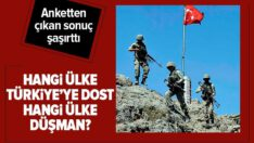 Hangi ülke Türkiye'ye dost, hangi ülke düşman?