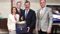 Türkiye Kent Konseyleri Birliği haftasonu Balıkesir'de toplanıyor.