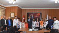 U14-U16 Salon Atletizm Türkiye Şampiyonasında derece elde eden sporcular