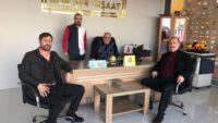 ASKF'DEN GÖK-ŞER'E ZİYARET