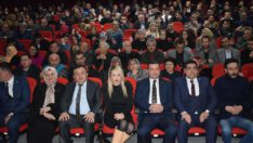 MHP İL YÖNETİMİ BANDIRMA ÜLKÜ OCAKLARININ KONSERİ KATILDI